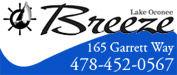 Lake Oconee Breeze - Advertising
