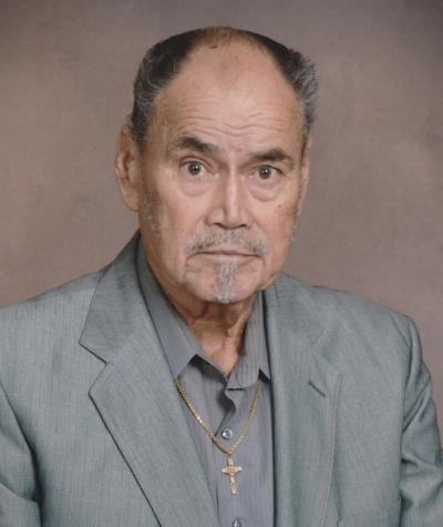 Santiago Saucedo Jr.