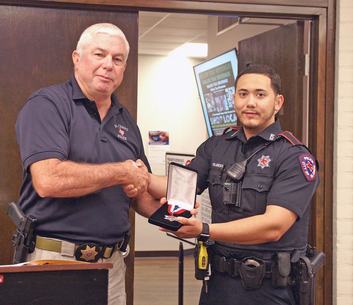 Lifesaver Honored