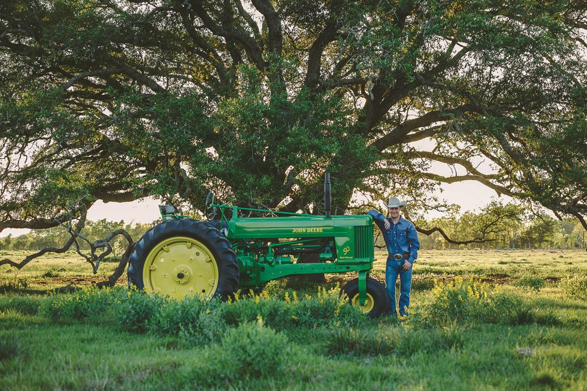 Rose's restored tractor joins John Deere collection | Lifestyle