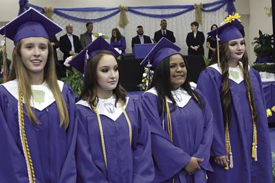 New Graduates in Louise