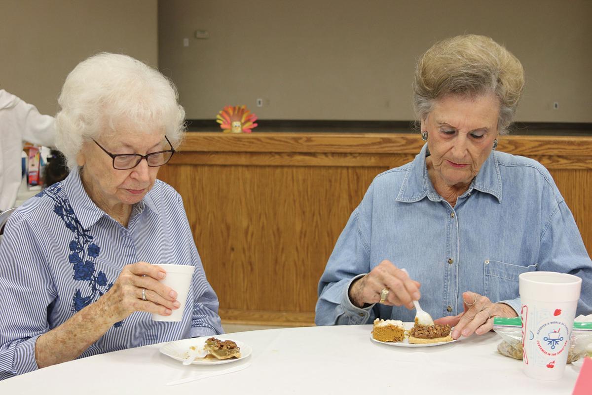 Feasting On Dessert