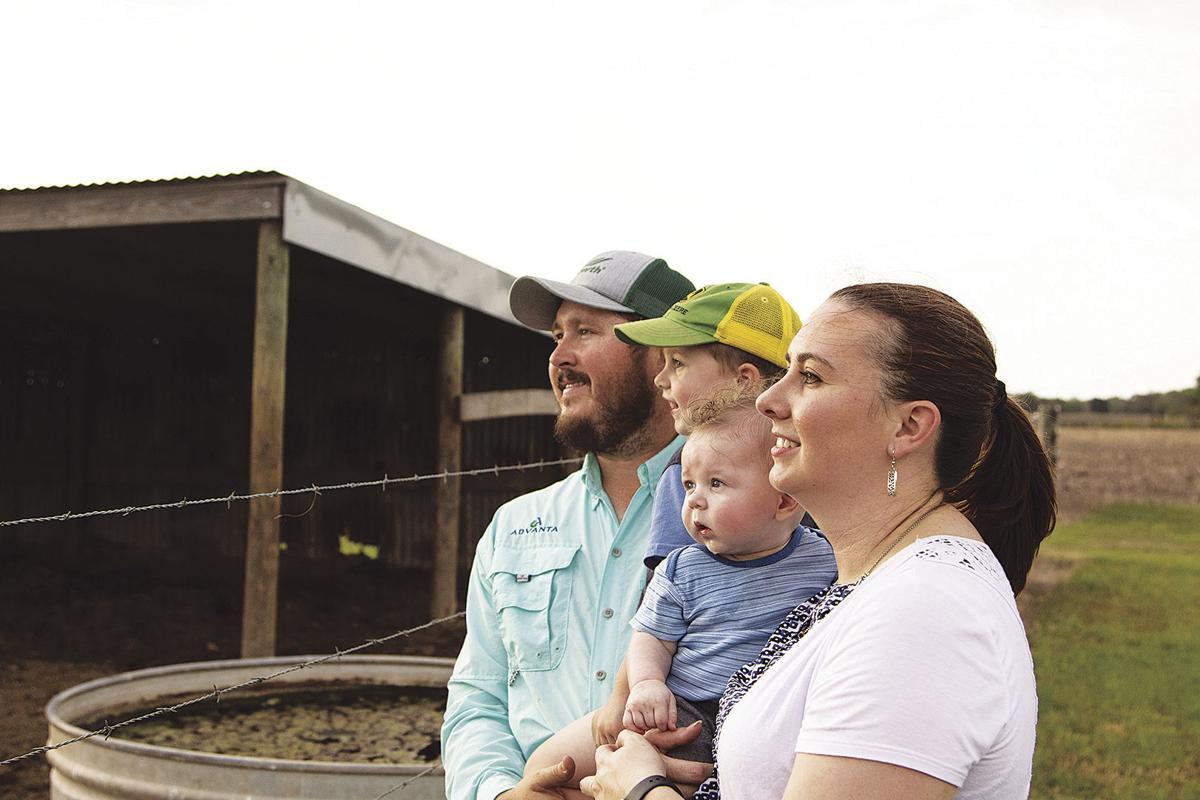 Family That Farms Together