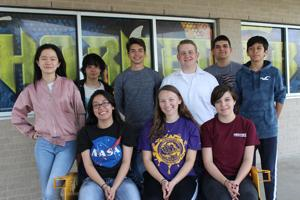 Students represent Louise High well in UIL events