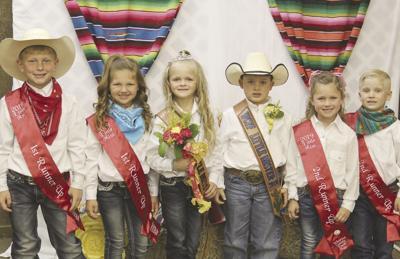 Little Mr. & Miss Pageant Winners