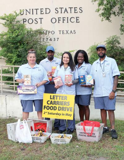 Taking Food Collections