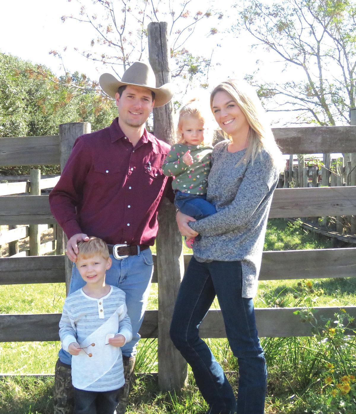 Rumbaugh Family