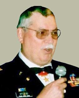 Col. Karl McLeod