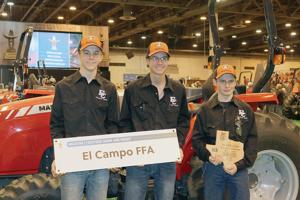 FFA Tractor Tech Team competes in state contest, places sixth