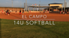 El Campo 14U Little League softball All-Stars