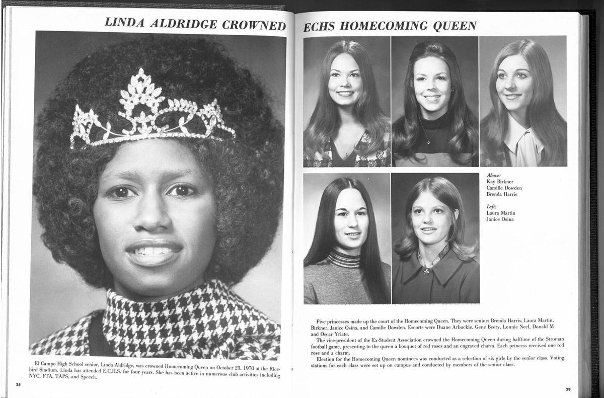 Homecoming Queen 50 Years Ago