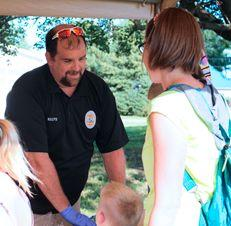 National Night Out – Dustin Sharkey