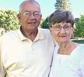 Roger and Patty Skinner