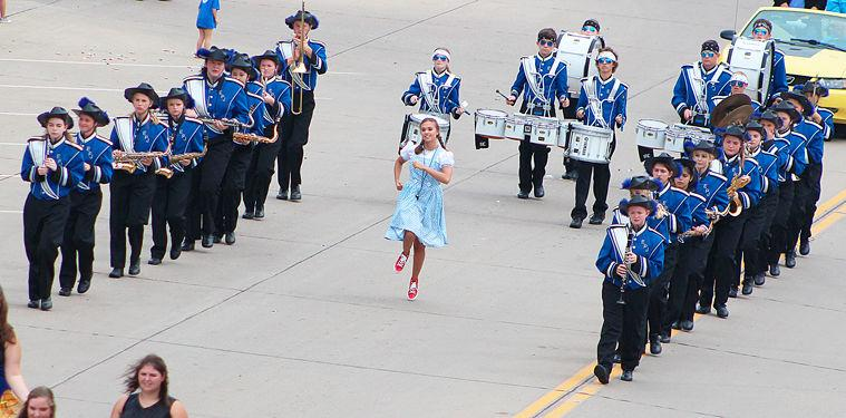 Elk Point-Jefferson Marching Band