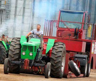 Union County Fair – Tractor pull