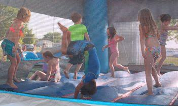 National Night Out – Bounce House