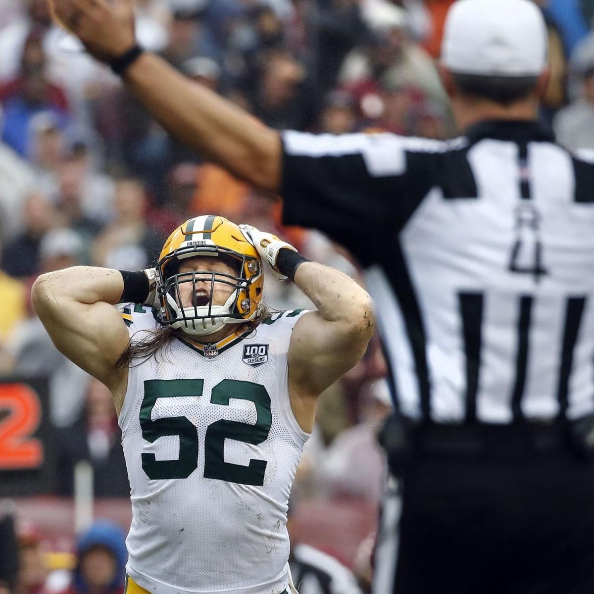 c464e02e2 Packers stumble through mistake-filled afternoon in loss to Redskins ...