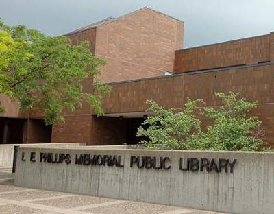 L.E. Phillips Memorial Public Library
