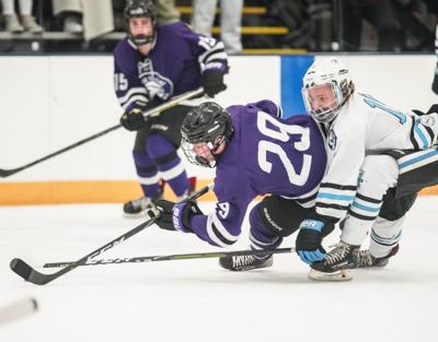 Eau Claire North Memorial hockey