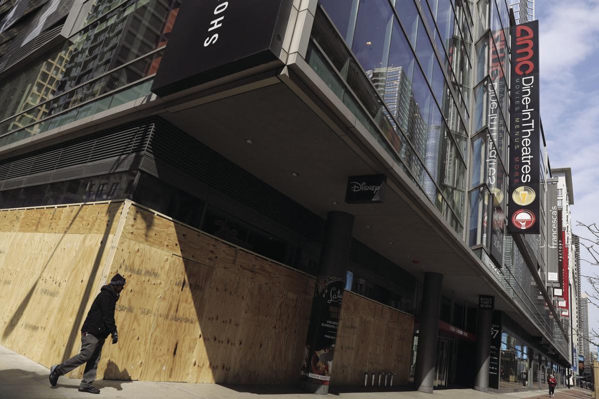 Amc Theatres Raising 500m From The Wire Business Leadertelegram Com