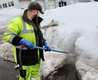 Clearing Drains