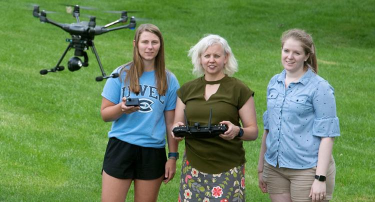 NSF grant to help UW-Eau Claire researchers contribute to ozone solutions
