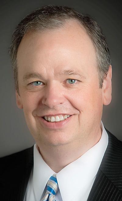 UW-EC Chancellor James Schmidt
