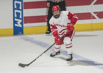 Past Disappointments Spark Wisconsin Badgers Ty Emberson Into World