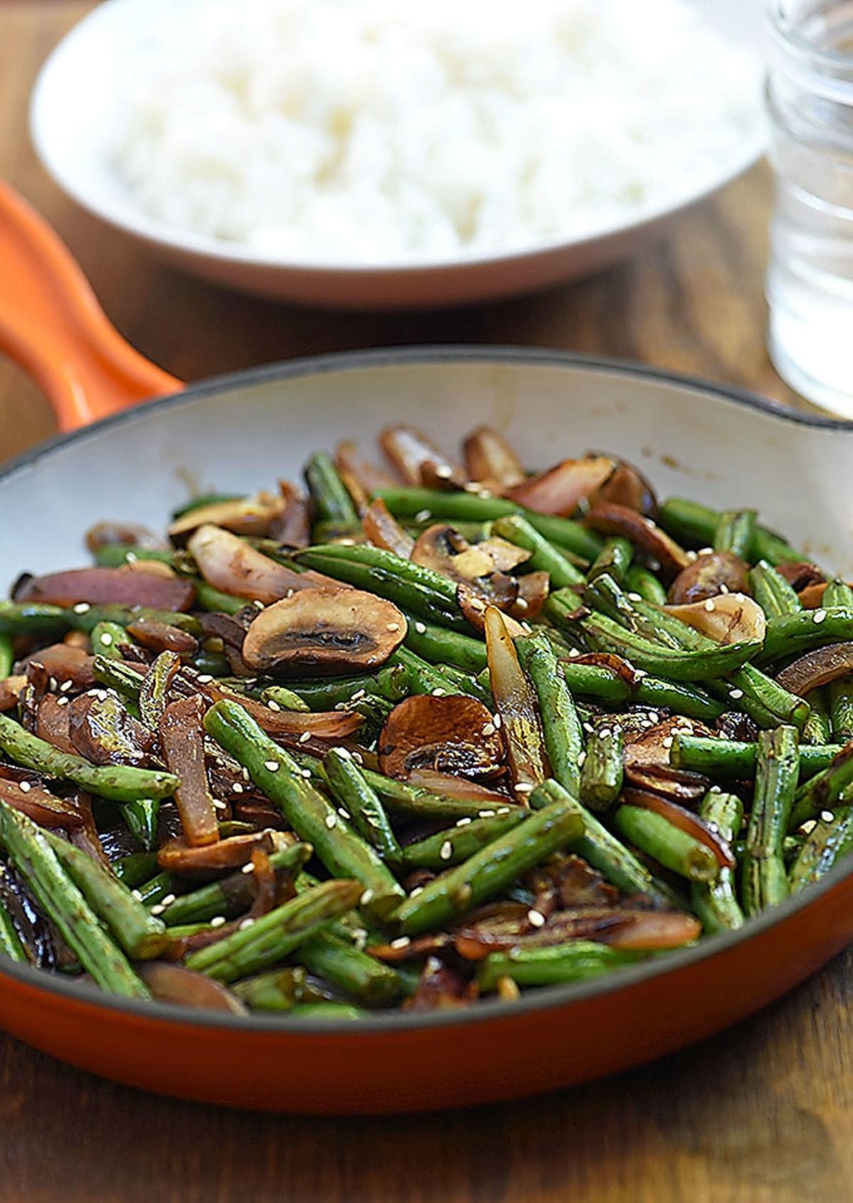 07242019_green_bean_mushroom_ stirfry