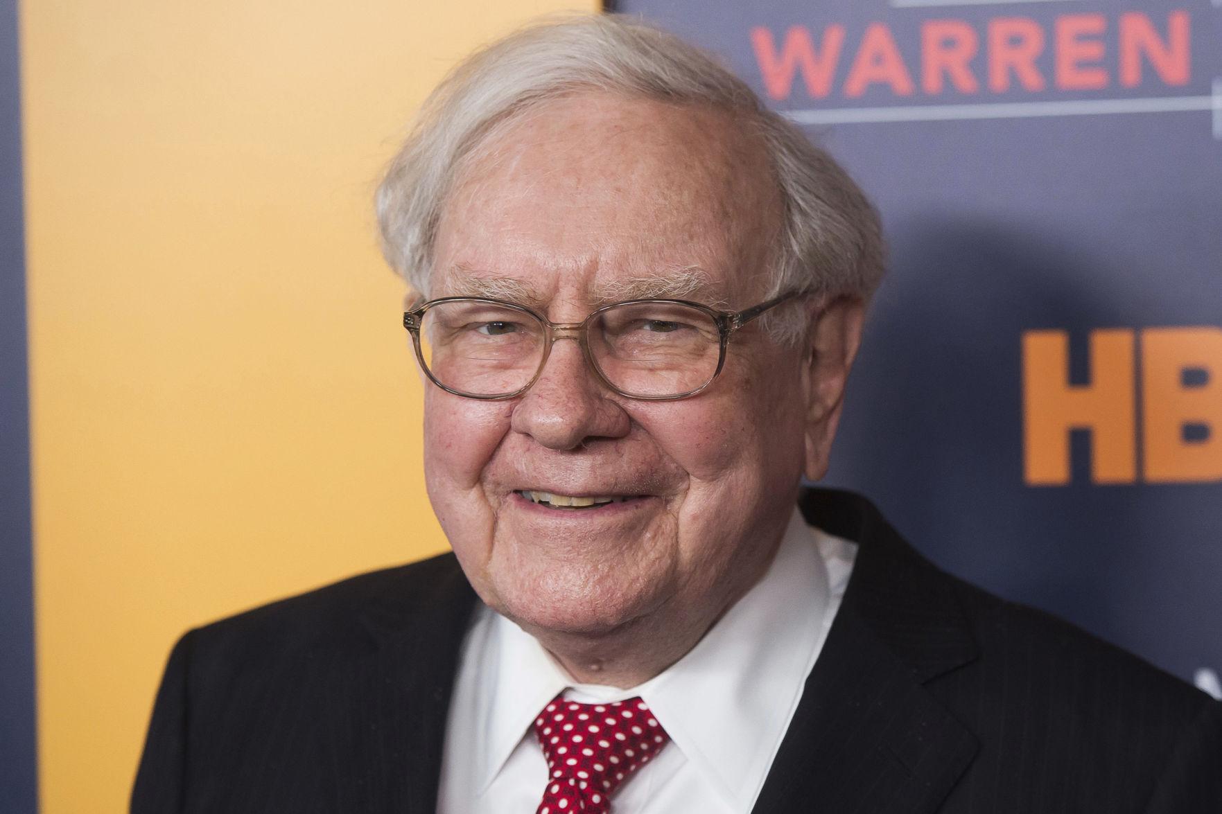 buffett takes bigger bite of apple stock from the wire business rh leadertelegram com