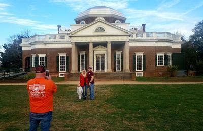 Monticello, Jefferson's iconic home and plantation in ...