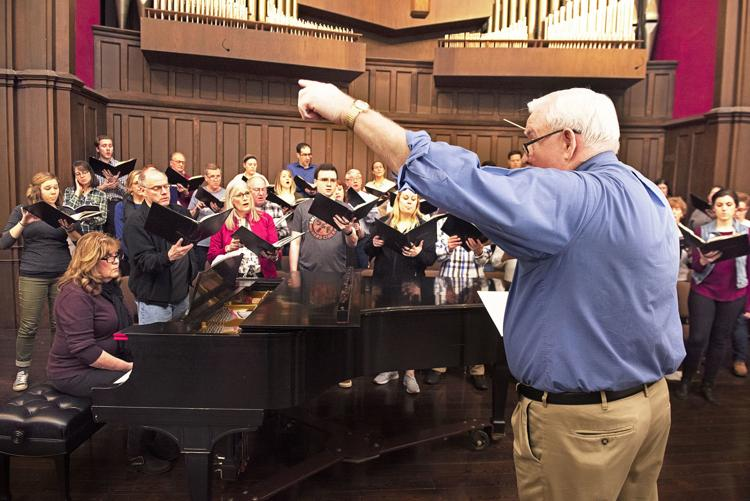 Master Singers to present Lessons and Carols program