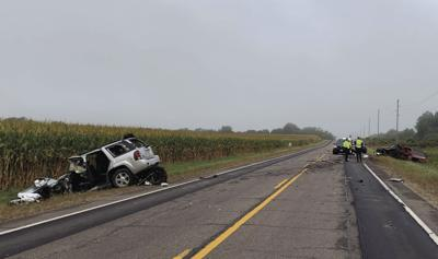 Fatal SUV crash