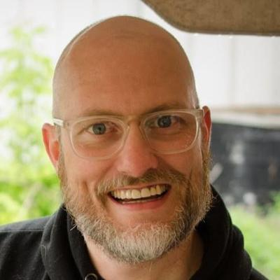Scott Morfitt headshot