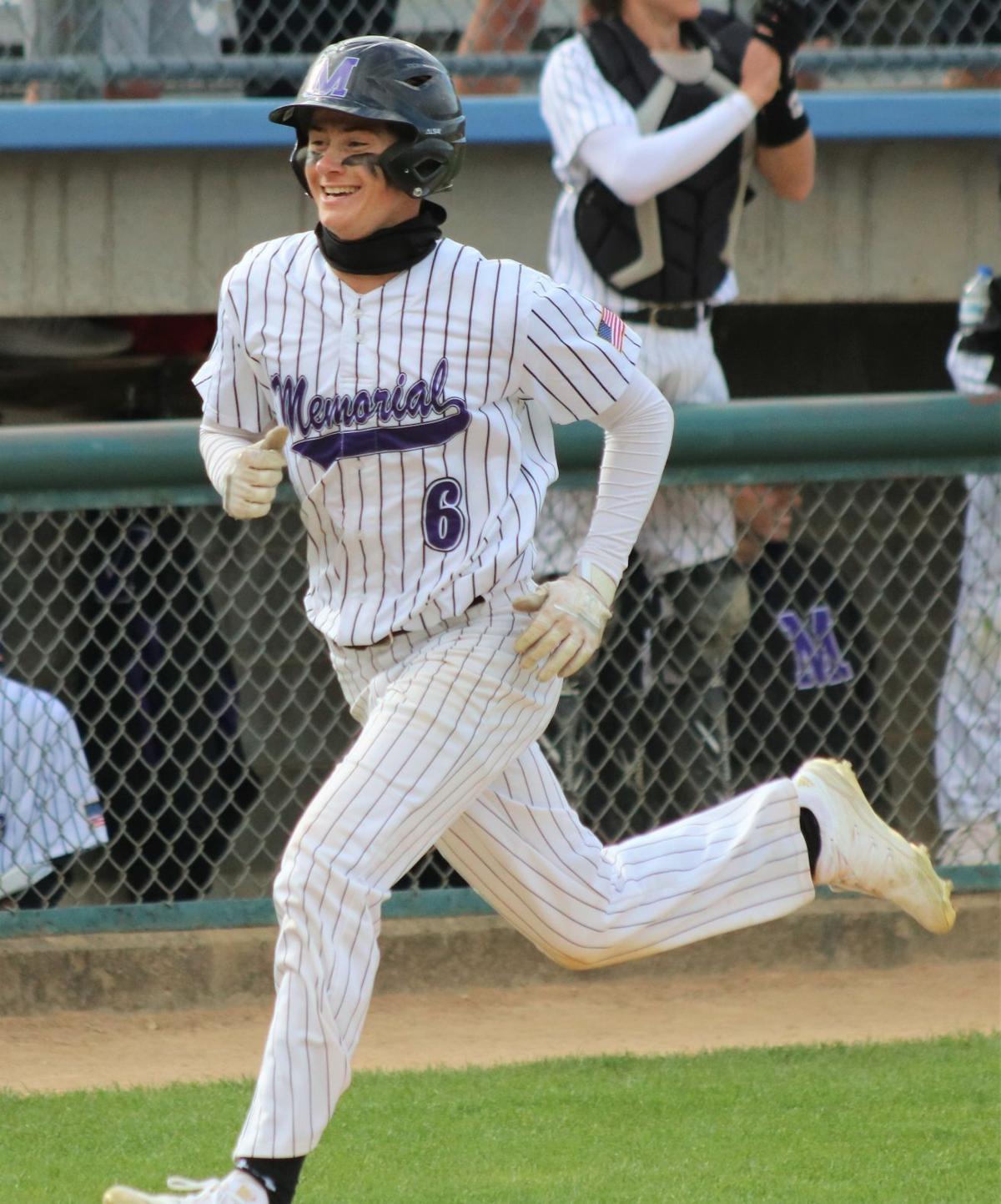 Hudson at Eau Claire Memorial baseball