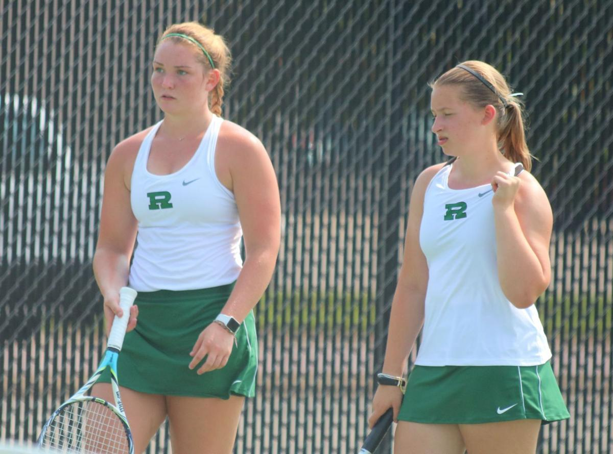 Regis girls tennis
