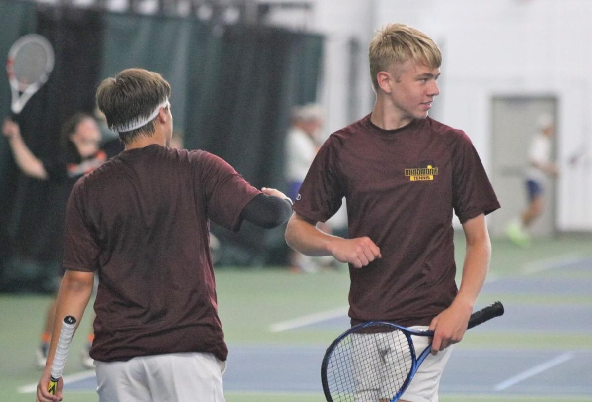 Division 1 boys tennis sectional