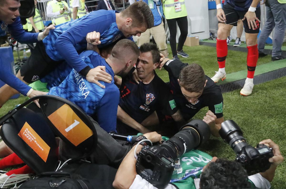 Russia Soccer WCup Croatia England-1