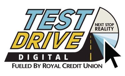 RCU's Test Drive Digital logo