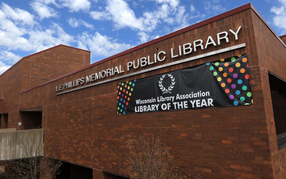 L.E. Phillips Memorial Public Library