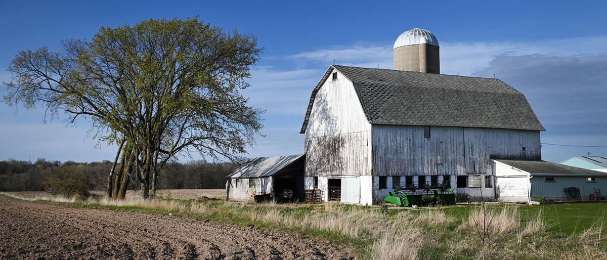 Ben Photo May 2021 Old Barn in Ellington