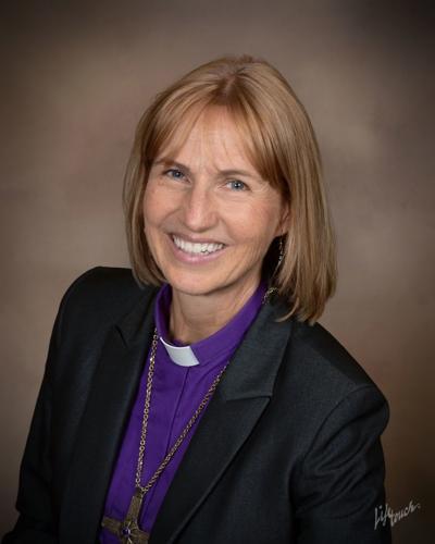 Bishop Laurie Skow-Anderson