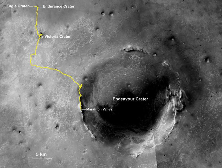 "Goodbye Mars Rover ""Opportunity"""