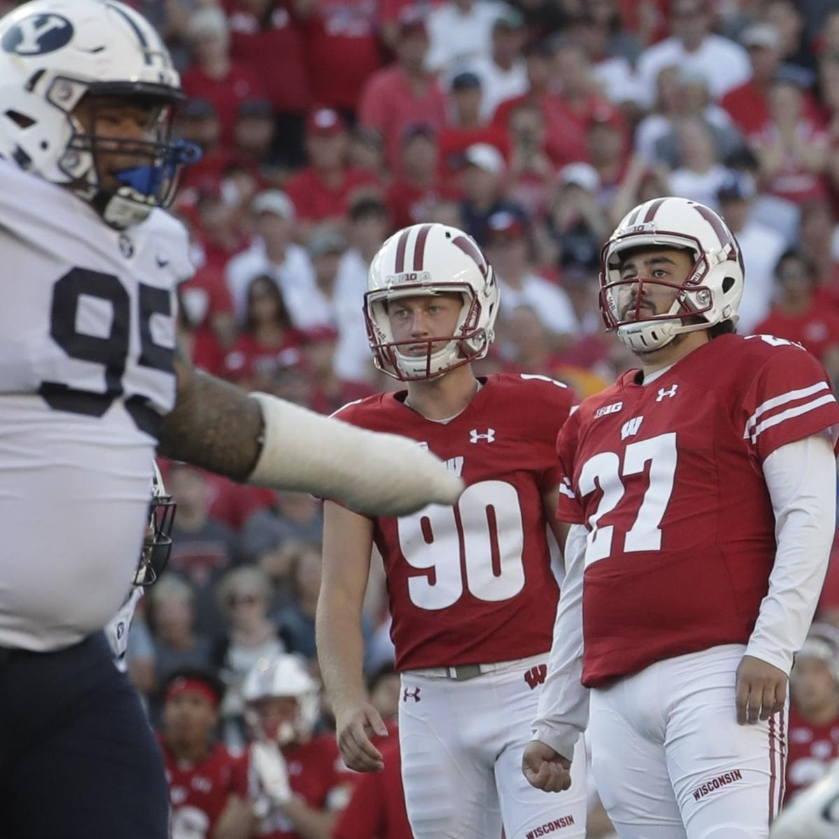 BYU Hands Badgers First Nonconference Home Loss Since 04