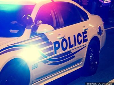 Generic police sirens