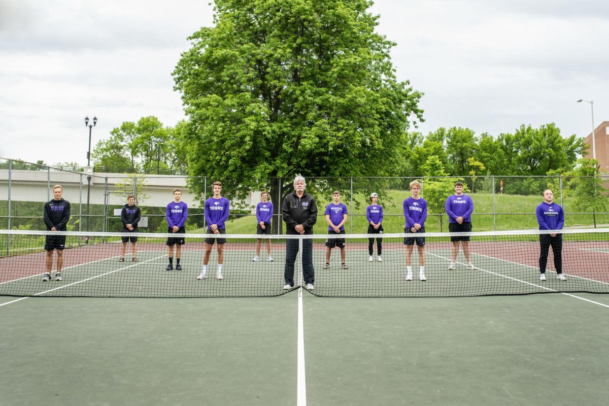 Eau Claire Memorial boys tennis