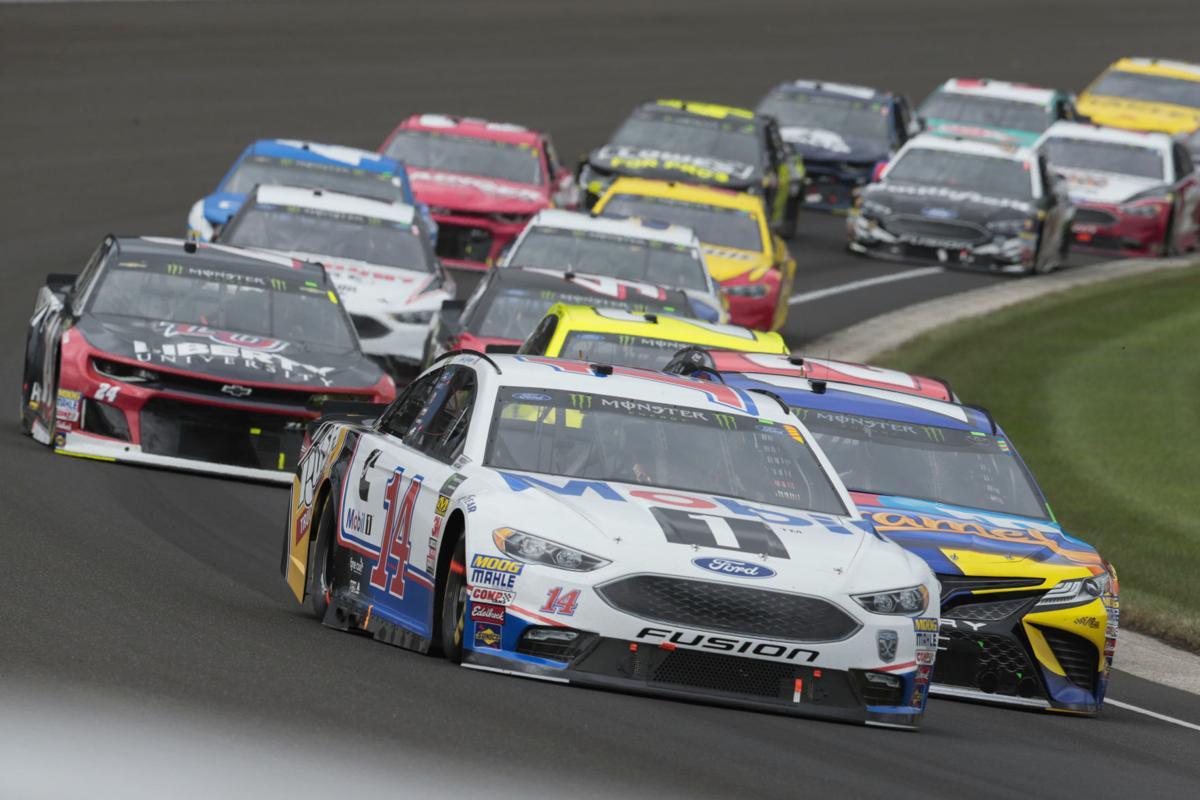 NASCAR Brickyard 400 Auto Racing-1