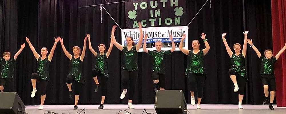 Steppin' out: It's all about the fun for 4-H clogging group
