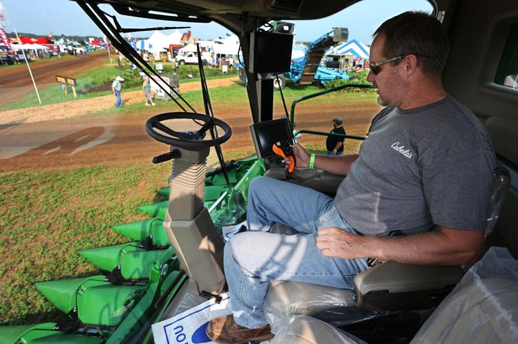Technological innovation continues to shape Wisconsin agriculture