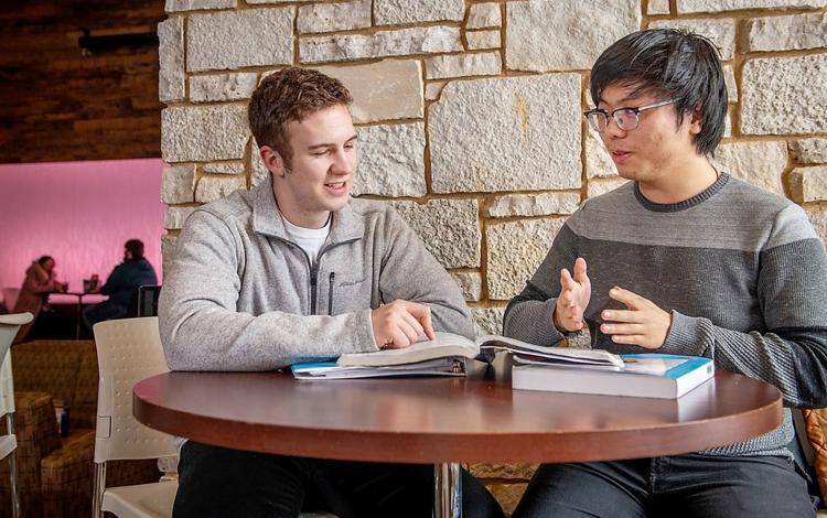 Chinese language classes at UW-EC foster international friendships